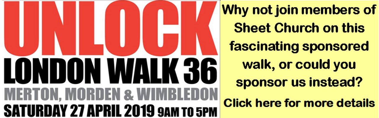 Unlock Walk 2019